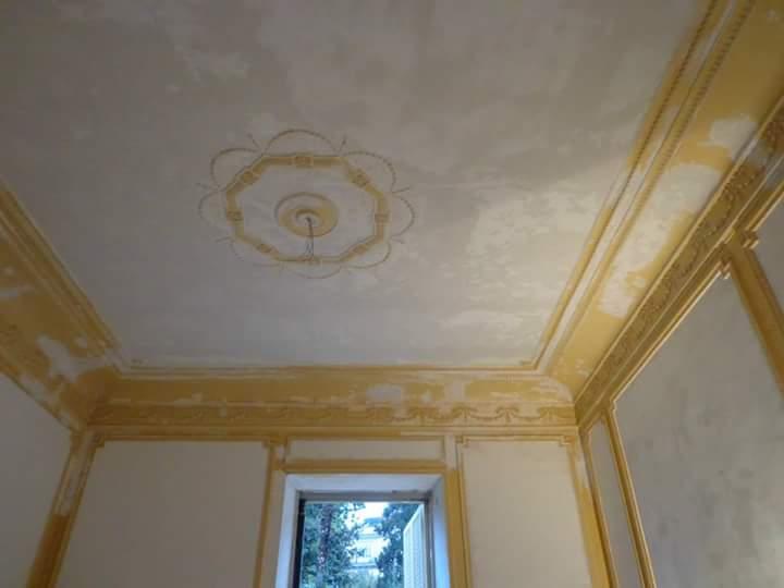 Gli interventi pittura fresca di strozzi stefano for Migliore pittura antimuffa